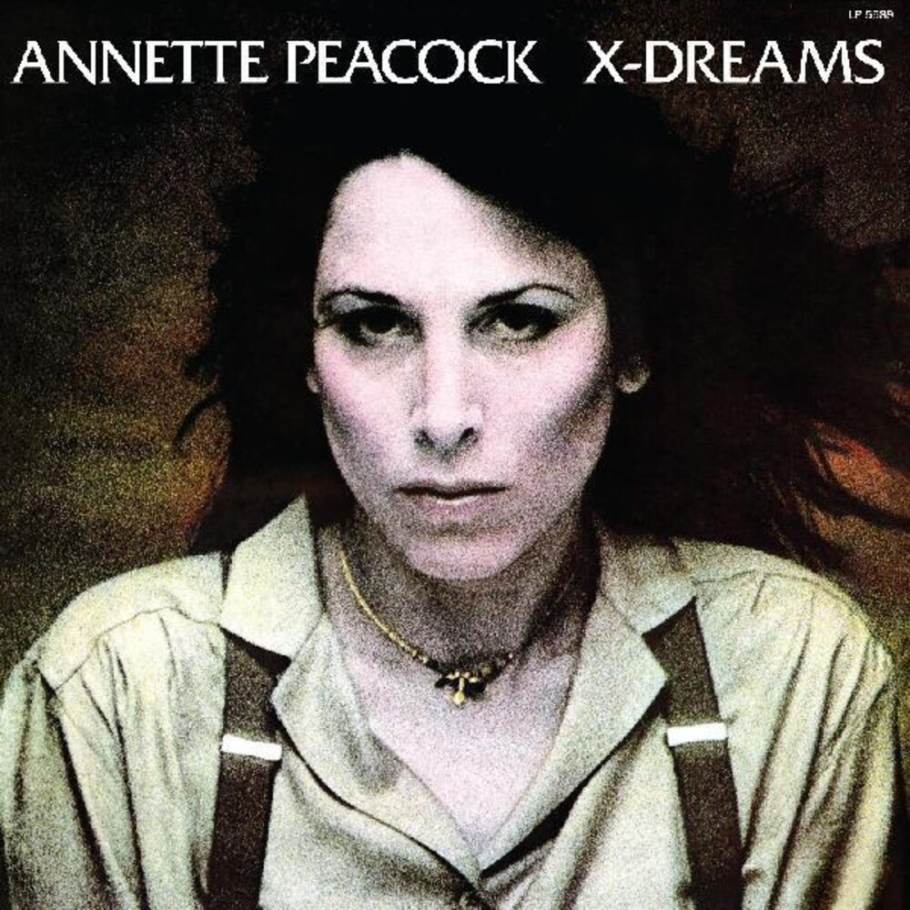 Annette Peacock - X-Dreams [Colored Vinyl] (Red)
