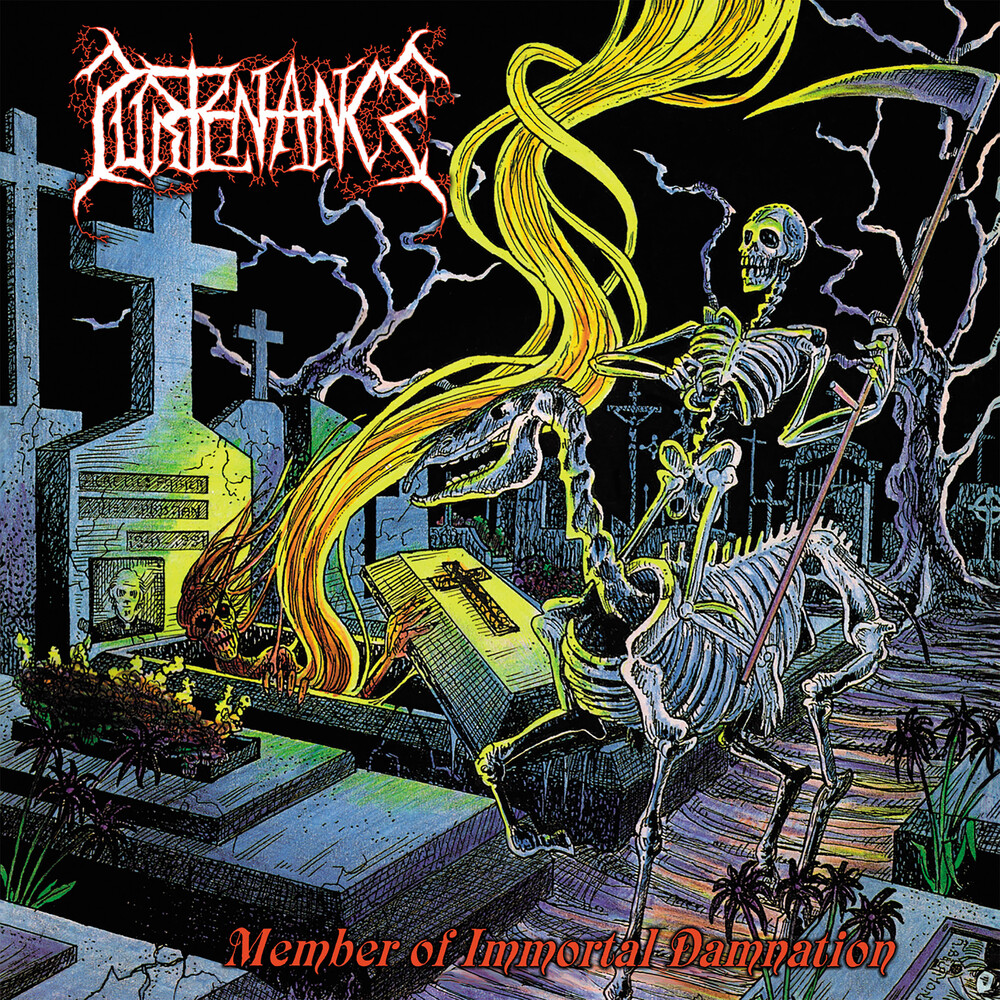 Purtenance - Member Of The Immortal Damnation