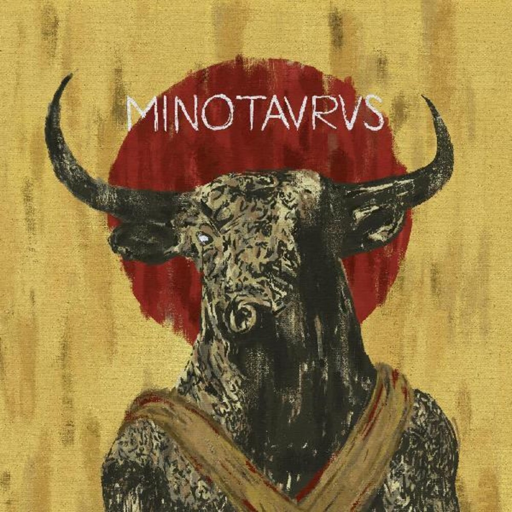 Mansur - Minotaurus [Colored Vinyl] [180 Gram] (Red) [Indie Exclusive] [Download Included]