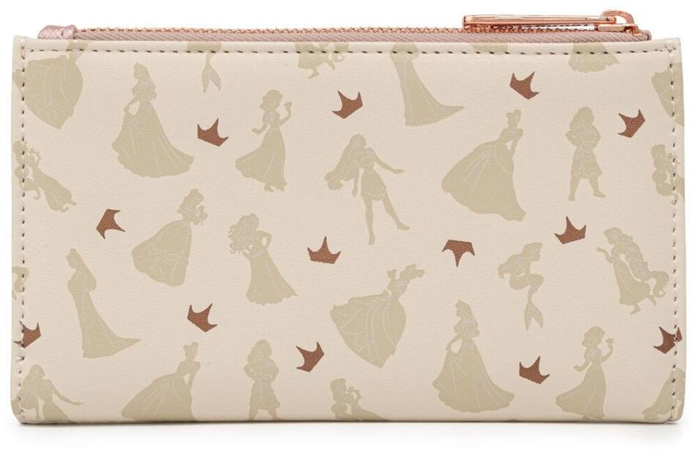 Loungefly Disney: - Ultimate Princess All Over Print Flap Wallet (Wal)