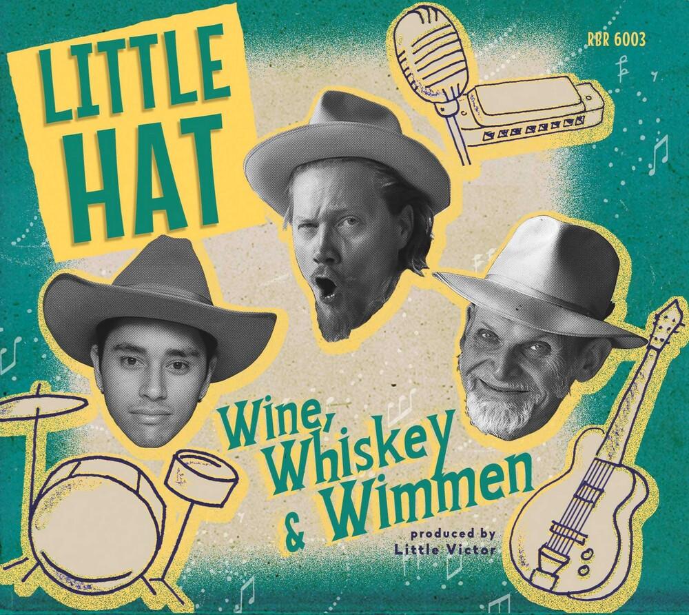 - Wine, Wimmen & Whiskey