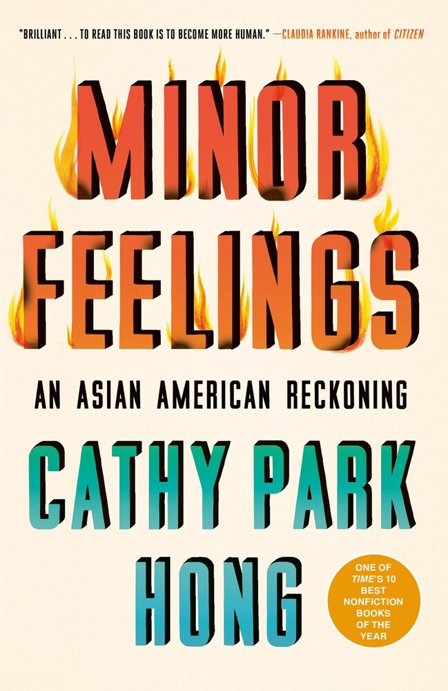 Cathy Hong  Park - Minor Feelings (Ppbk)