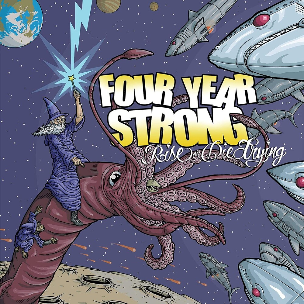 Four Year Strong - Rise Or Die