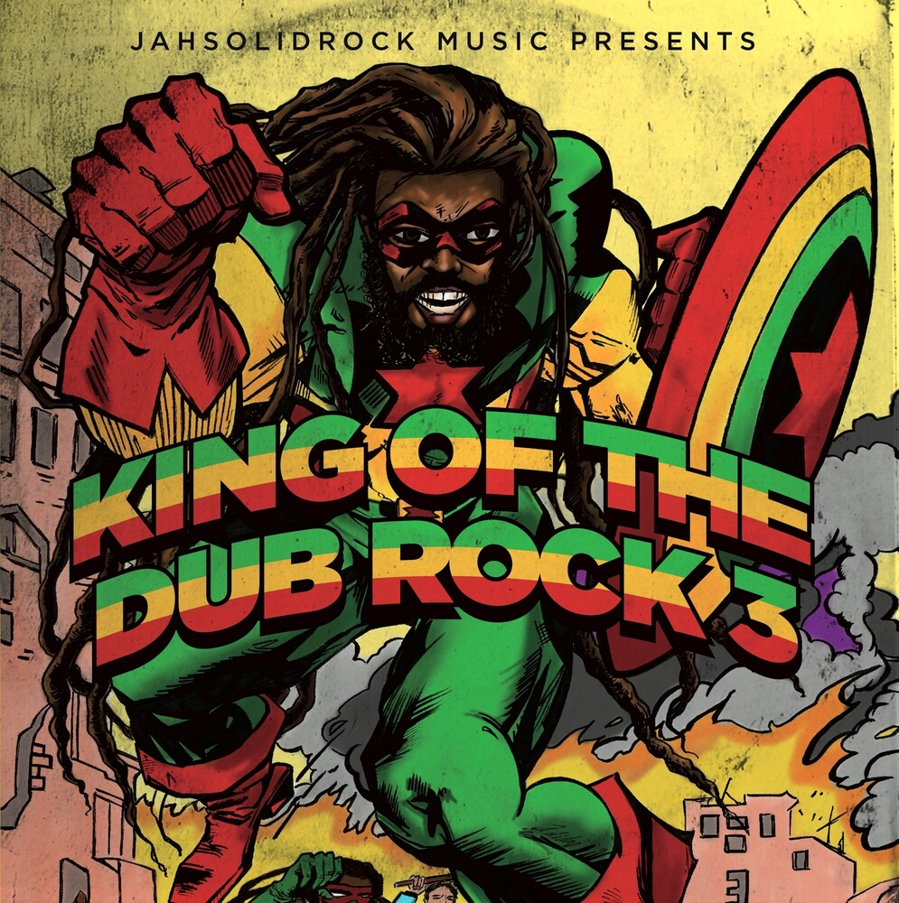 King Of Dub Rock Vol 3 / Various - King Of Dub Rock Vol 3 / Various (Uk)
