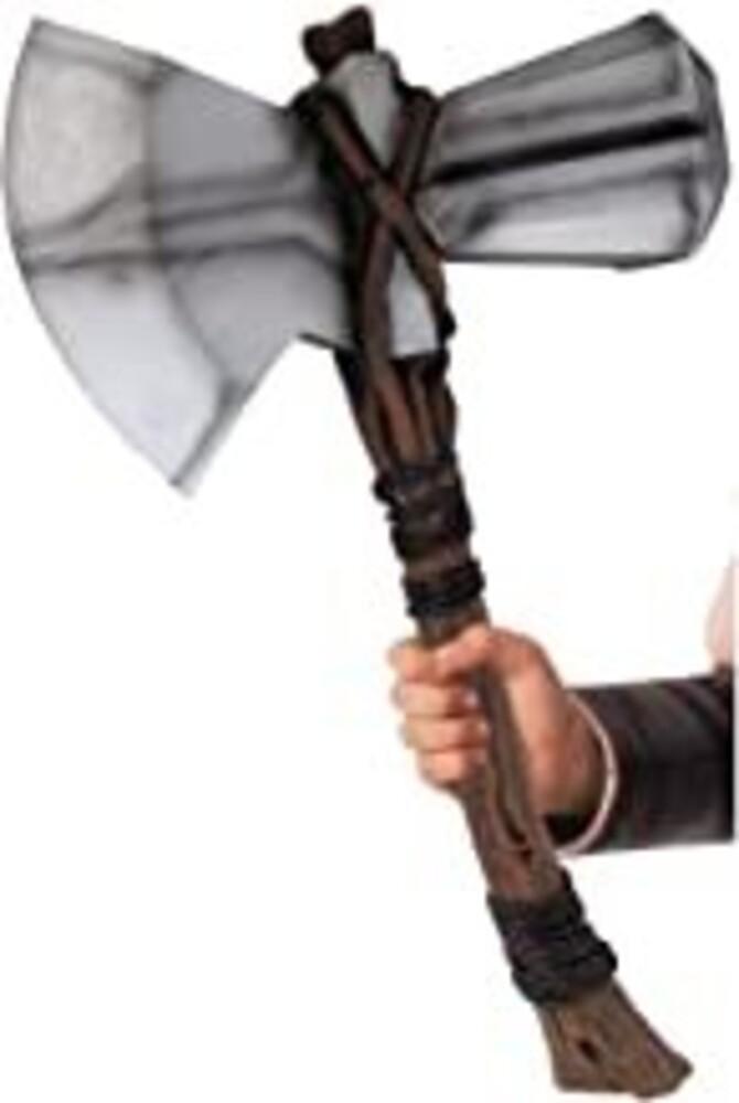- Avengers Endgame Thor Stormbreaker Hammer (Clcb)