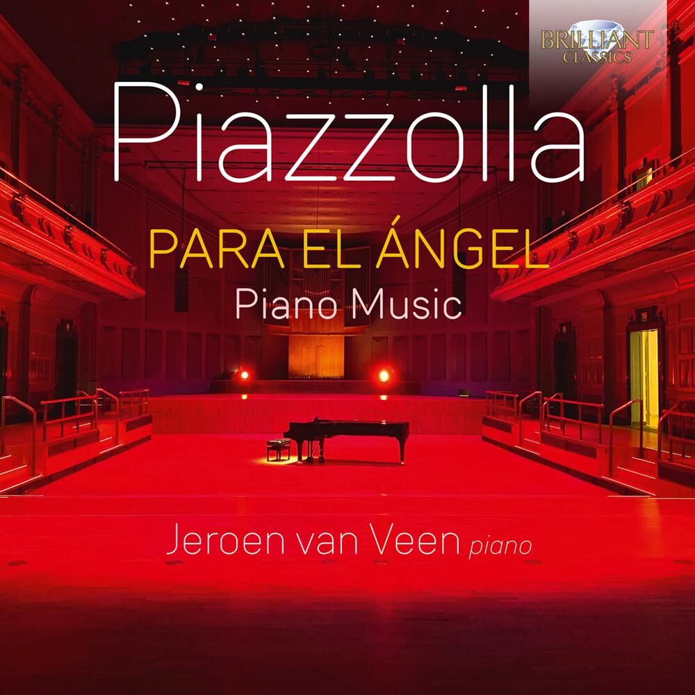 Piazzolla / Veen - Para El Angel (2pk)