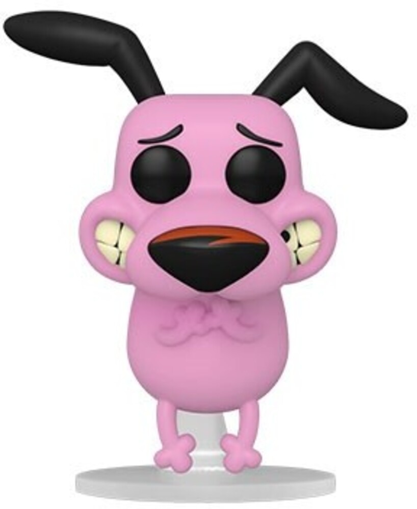 - Courage- Courage The Cowardly Dog (Vfig)