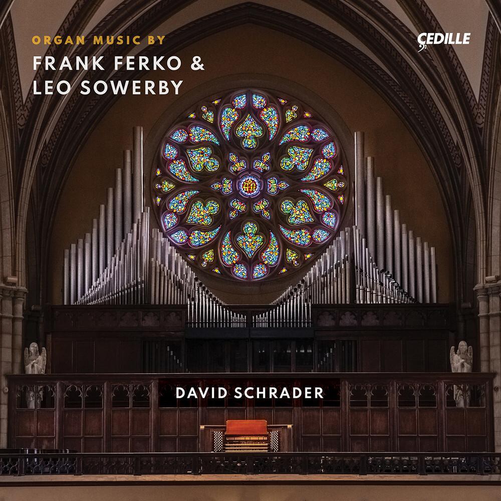 Ferko / Schrader - Organ Music (2pk)