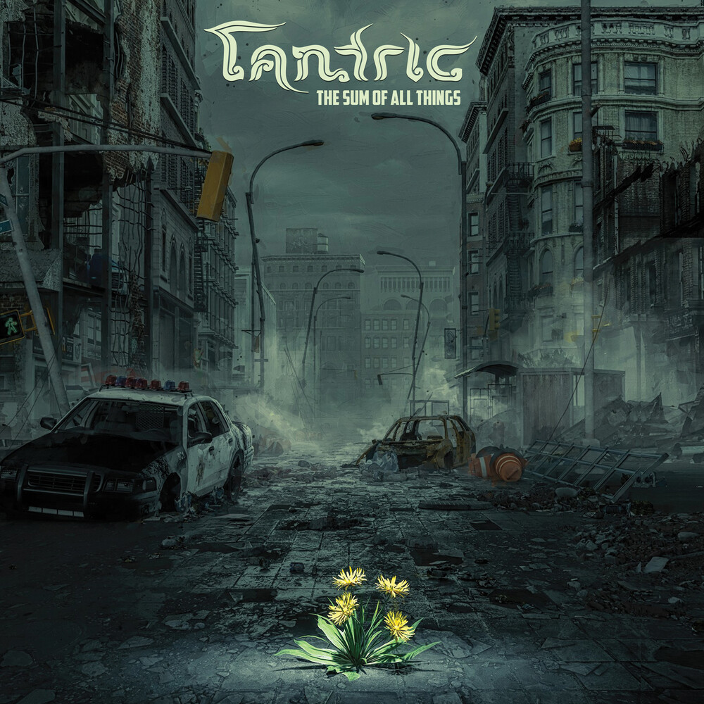 Tantric - Sum Of All Things [Colored Vinyl]