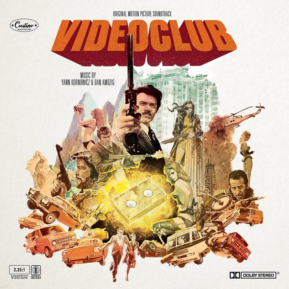 Videoclub / O.S.T. - Videoclub / O.S.T.