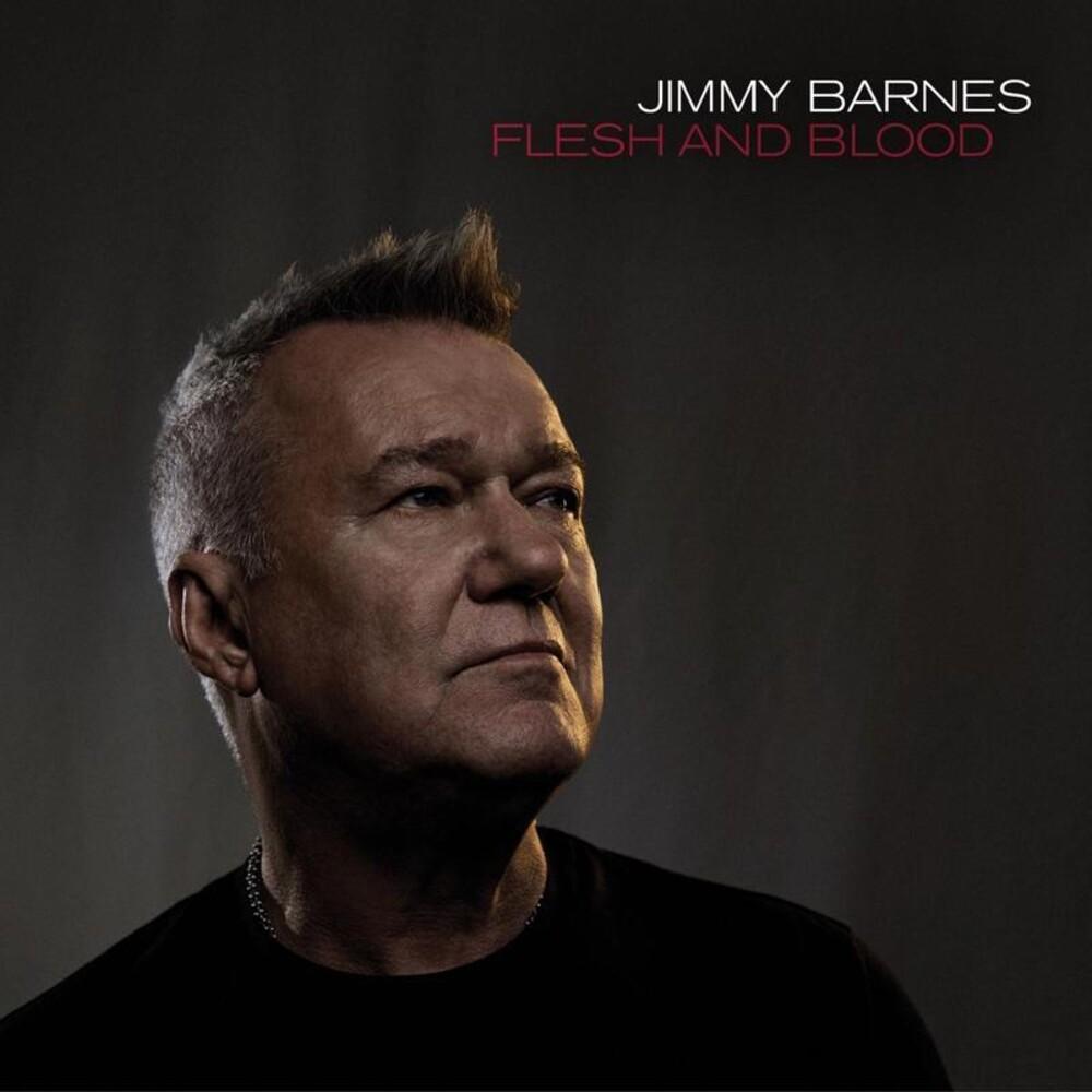 Jimmy Barnes - Flesh & Blood [Colored Vinyl] (Red) (Aus)