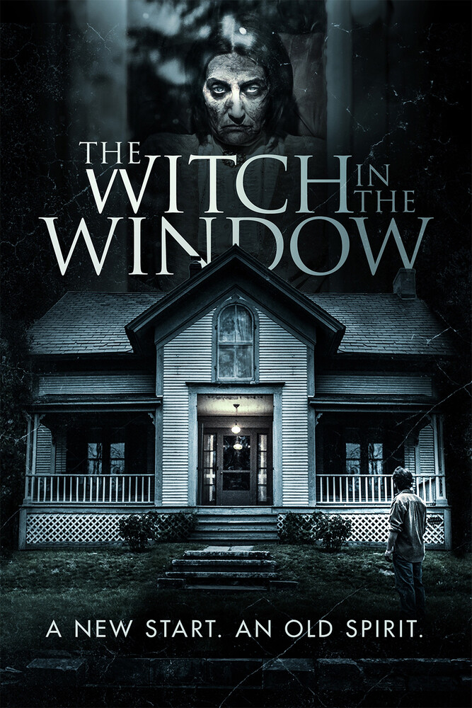 - THE WITCH IN THE WINDOW