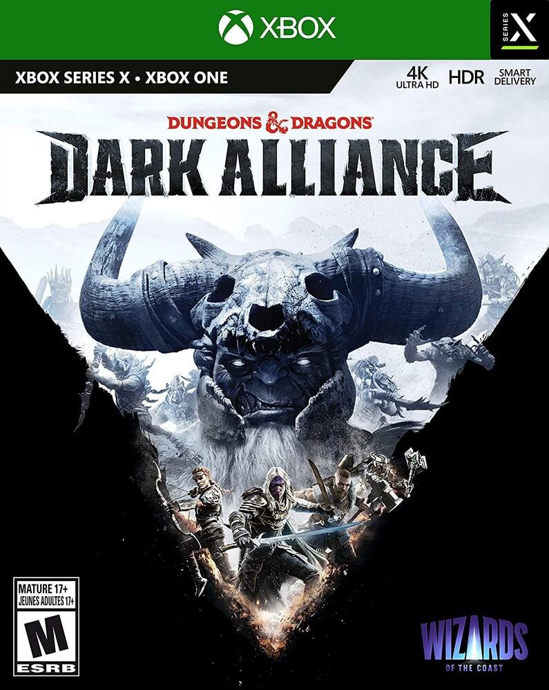- Xb1/Xbx Dungeons & Dragons Dark Alliance