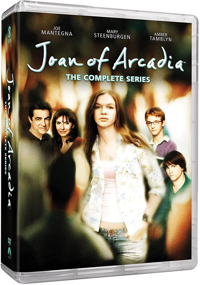 - Joan Of Arcadia: Complete Series (12pc) / (Box Ws)