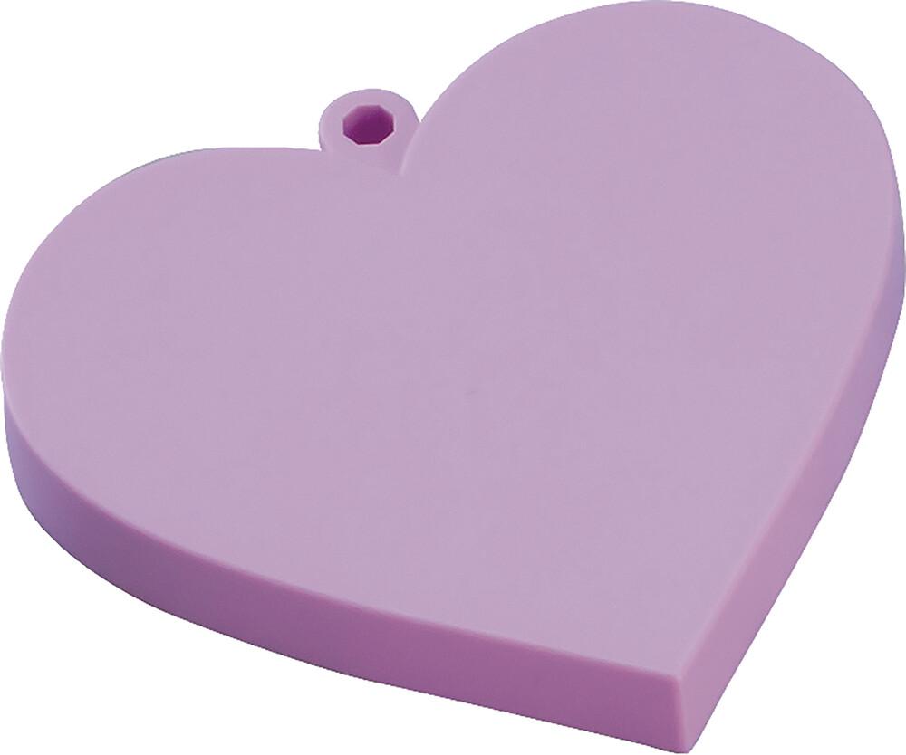 - Nendoroid More Heart Base Purple (Clcb) (Fig)