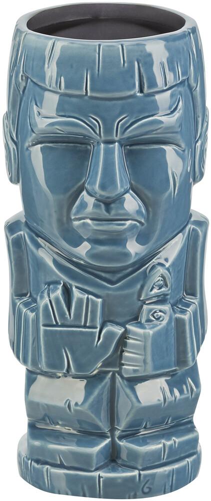Beeline Creative - Star Trek Mr. Spock Tiki Mug (Clcb) (Mug)