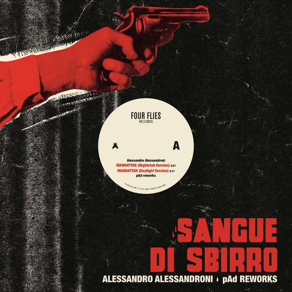 Alessandro Alessandroni  (Ita) - Sangue Di Sbirro / O.S.T. (Ita)