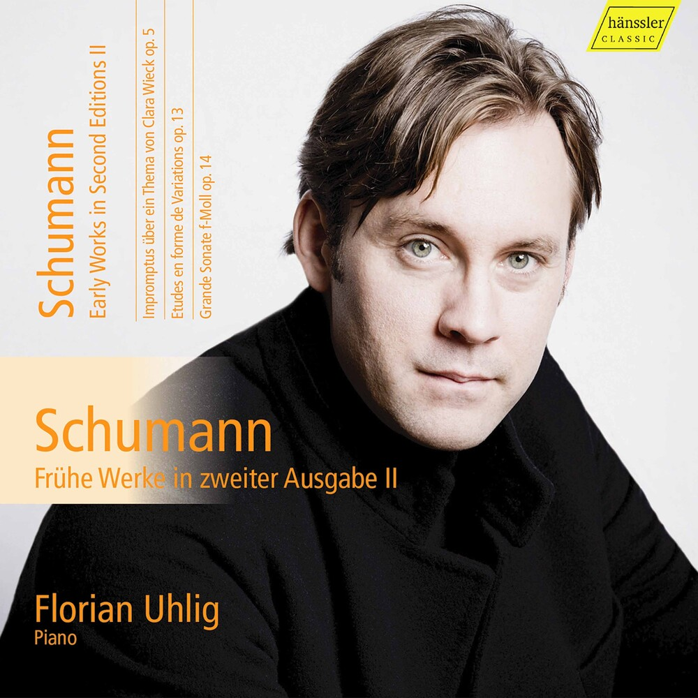 Schumann / Uhlig - Complete Works For Piano 15