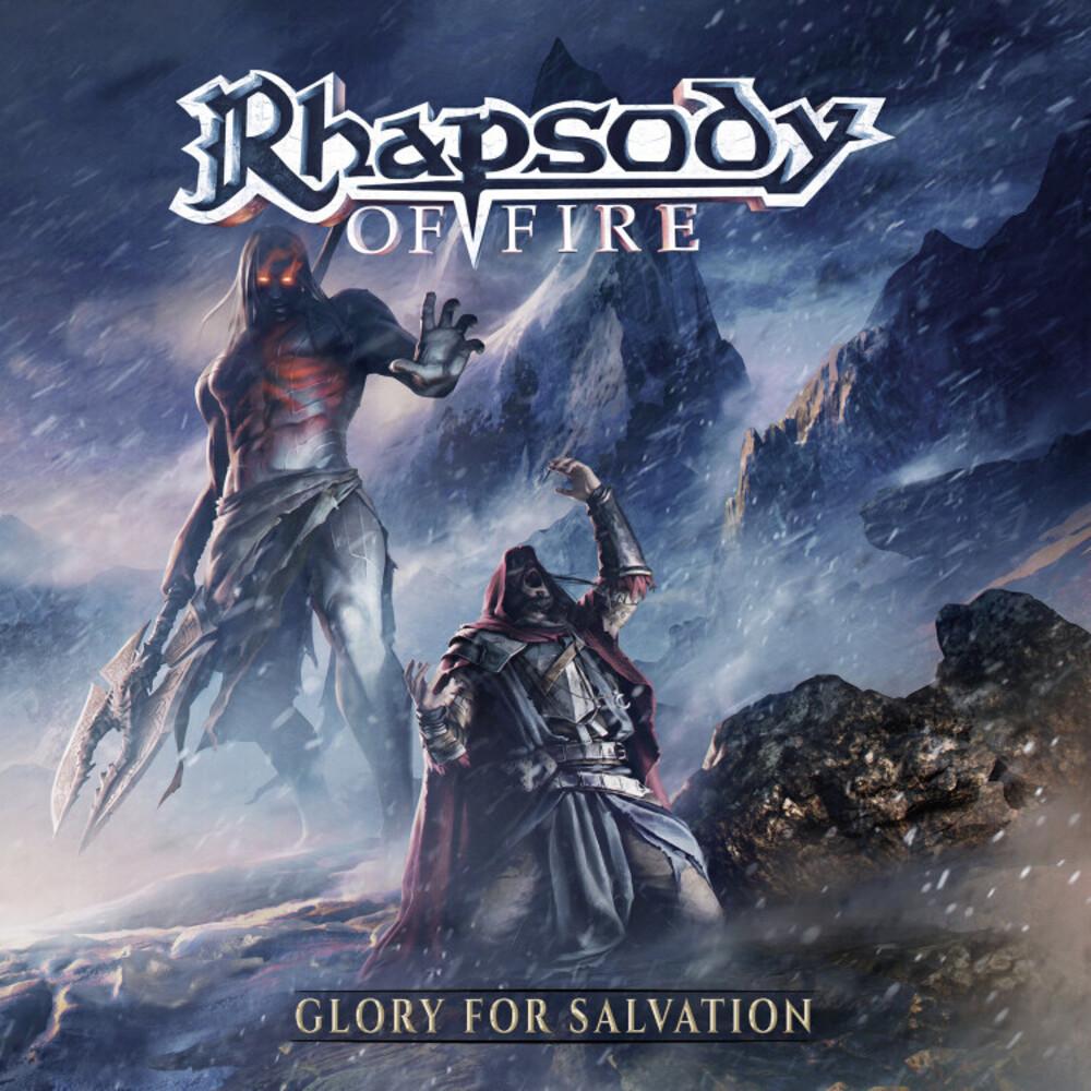 Rhapsody Of Fire - Glory For Salvation [Digipak]