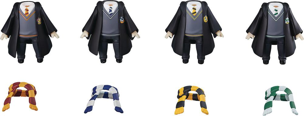 - Nendoroid More Dress Up Hogwarts Slacks Style 4pc