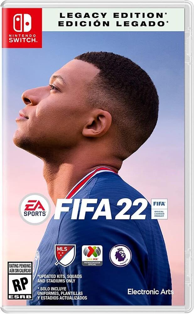Swi FIFA 22 - Swi Fifa 22