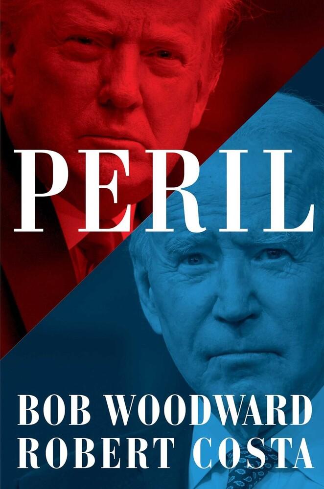 Bob Woodward  / Costa,Robert - Untitled (Hcvr)