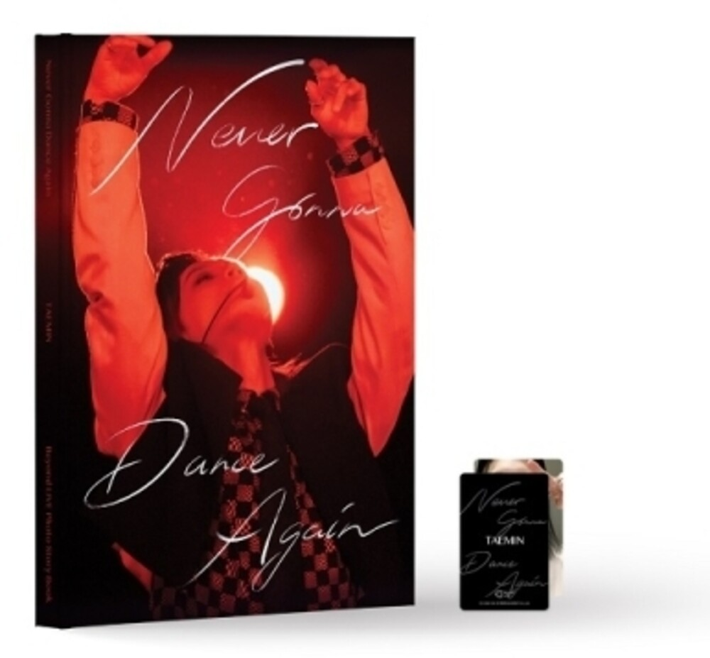 Taemin - Beyond Live Photo Story Book: Never Gonna Dance