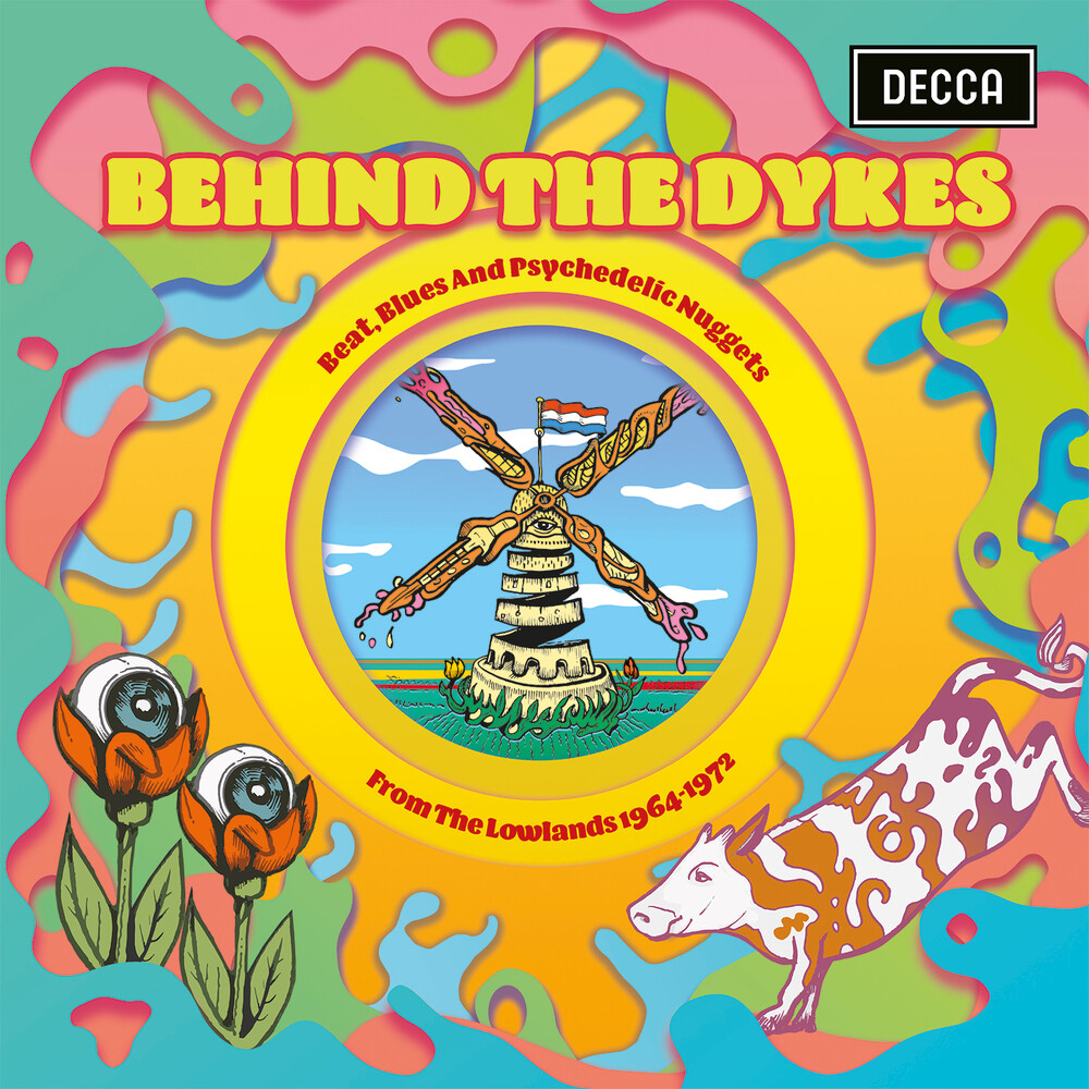 Behind The Dykes 1: Beat Blues & Psychedelic - Behind The Dykes 1: Beat Blues & Psychedelic [180 Gram]