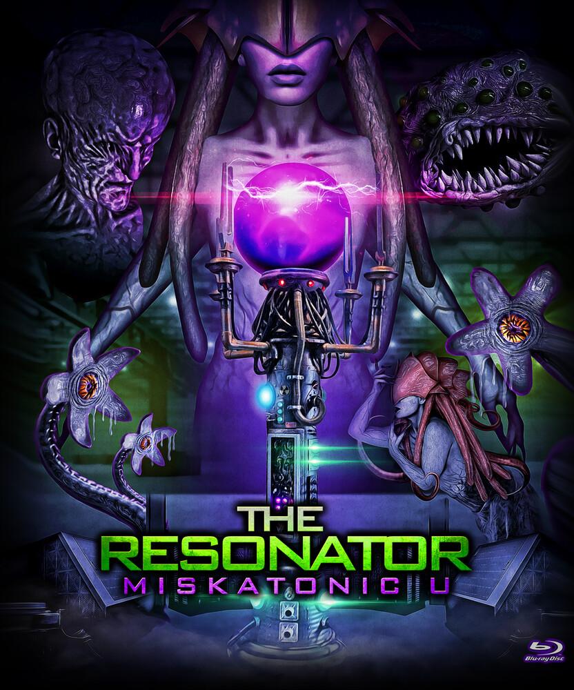 Resonator: Miskatonic U - Resonator: Miskatonic U