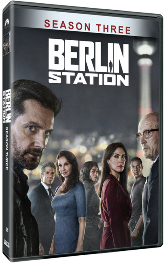 Berlin Station: Season Three - Berlin Station: Season Three (3pc) / (Full Mod)