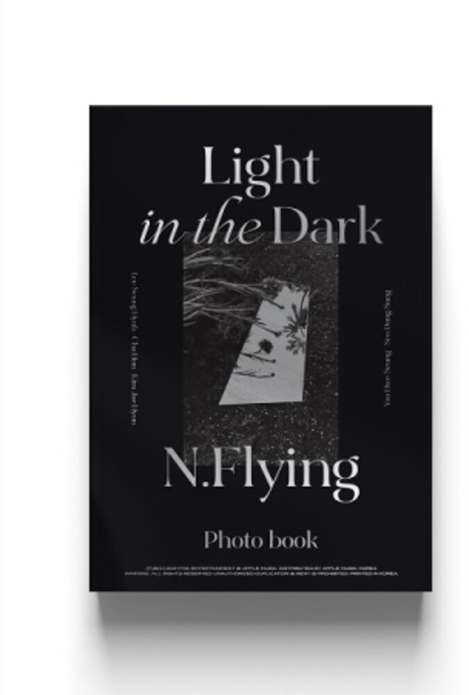 N.Flying - Light In The Dark (W/Dvd) (Post) (Phob) (Phot)