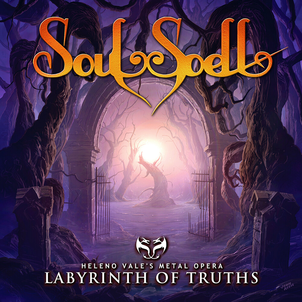 Soulspell - The Labyrinth of Truths (Re-issue 2021)