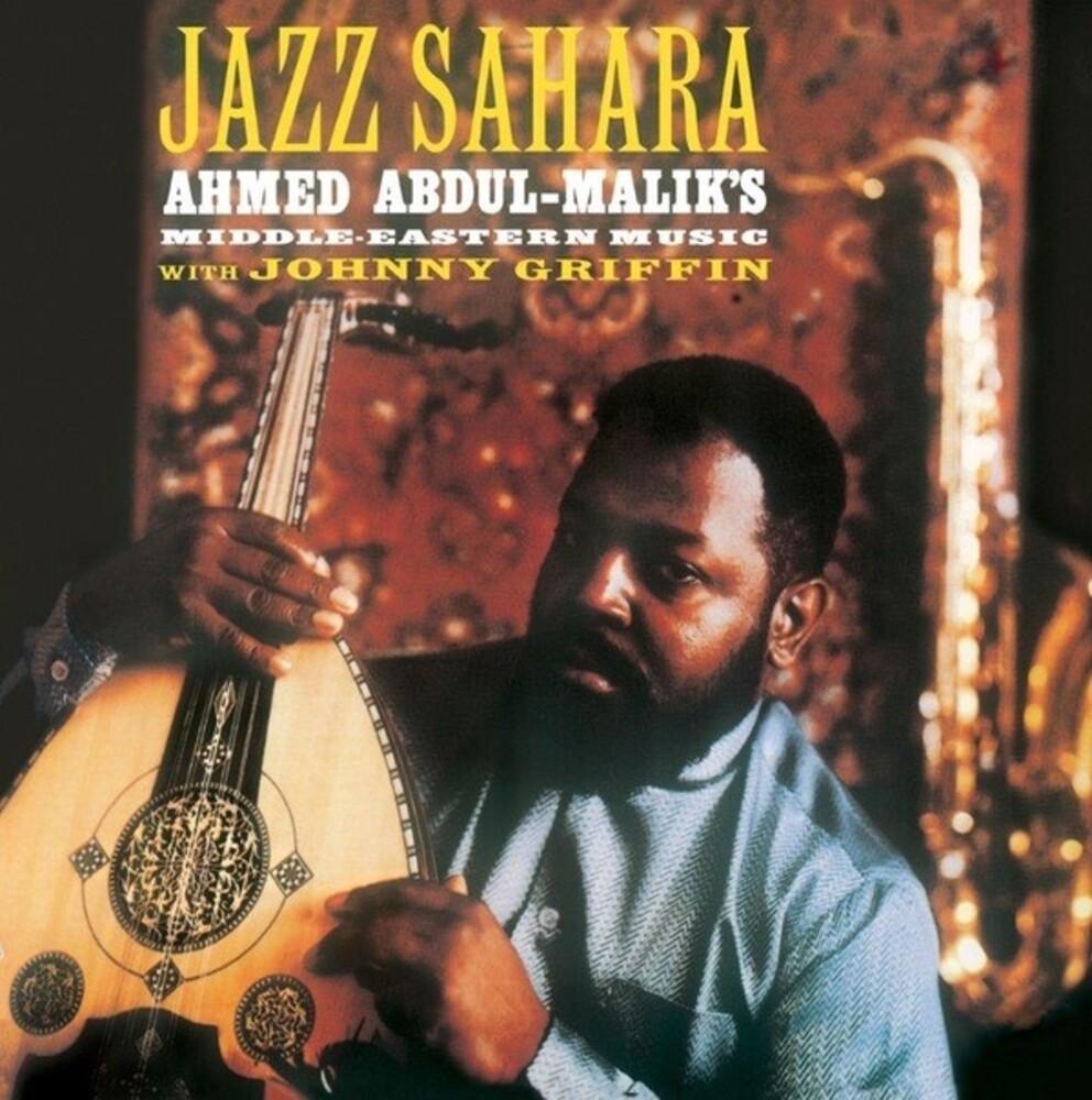 Abdul-Ahmed Malik - Jazz Sahara