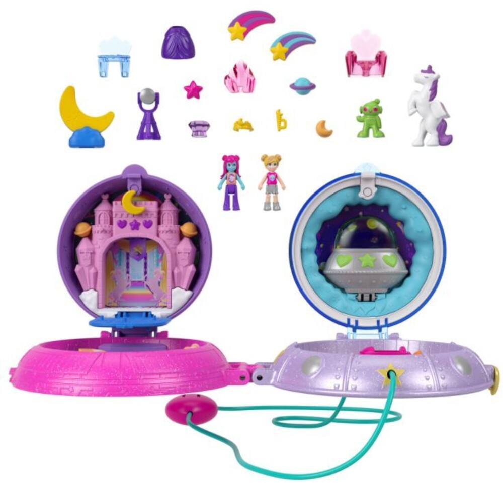 Polly Pocket - Polly Pocket Large Compact 2 (Fig) (Papd)