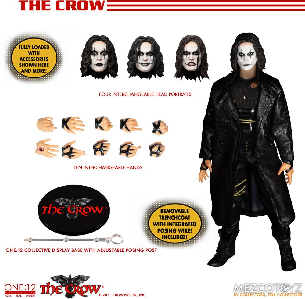 One 12 Collective the Crow - One 12 Collective The Crow (Clcb) (Fig)