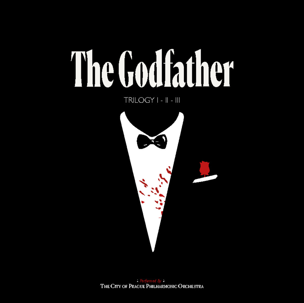 City Of Prague Philharmonic Orchestra (Colv) (Gry) - Godfather Trilogy I - Ii - Iii [Colored Vinyl] (Gry) (Red)