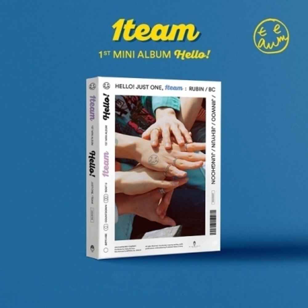 1team - Hello! (Reissue)