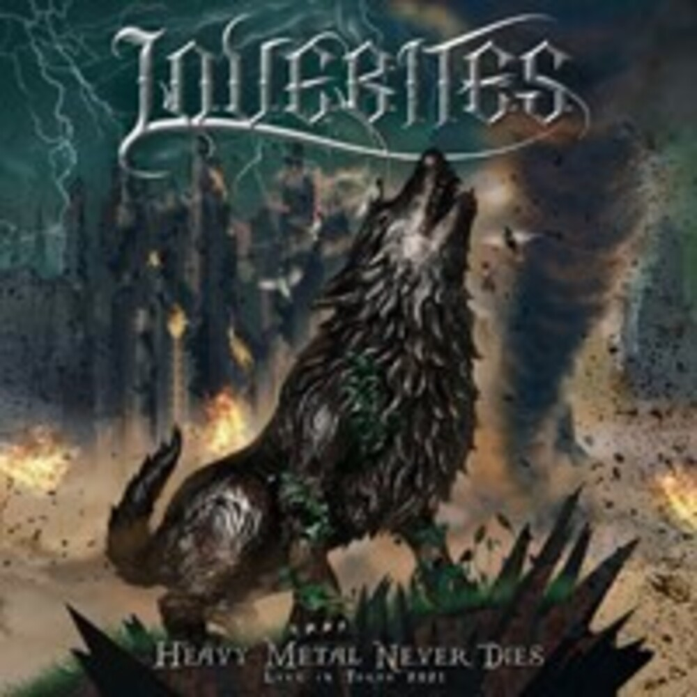 Lovebites - Heavy Metal Never Dies: Live In Tokyo 2021 (Uk)