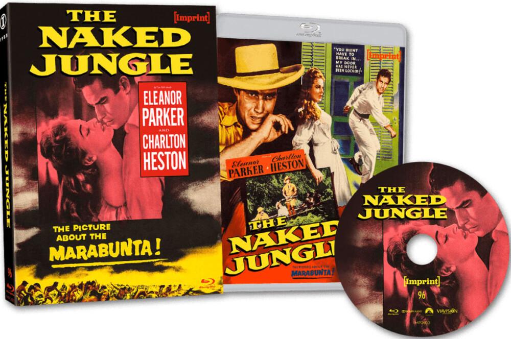 Naked Jungle - Naked Jungle / (Ltd Aus)