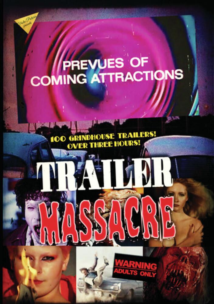 Trailer Massacre - Trailer Massacre / (Mod)