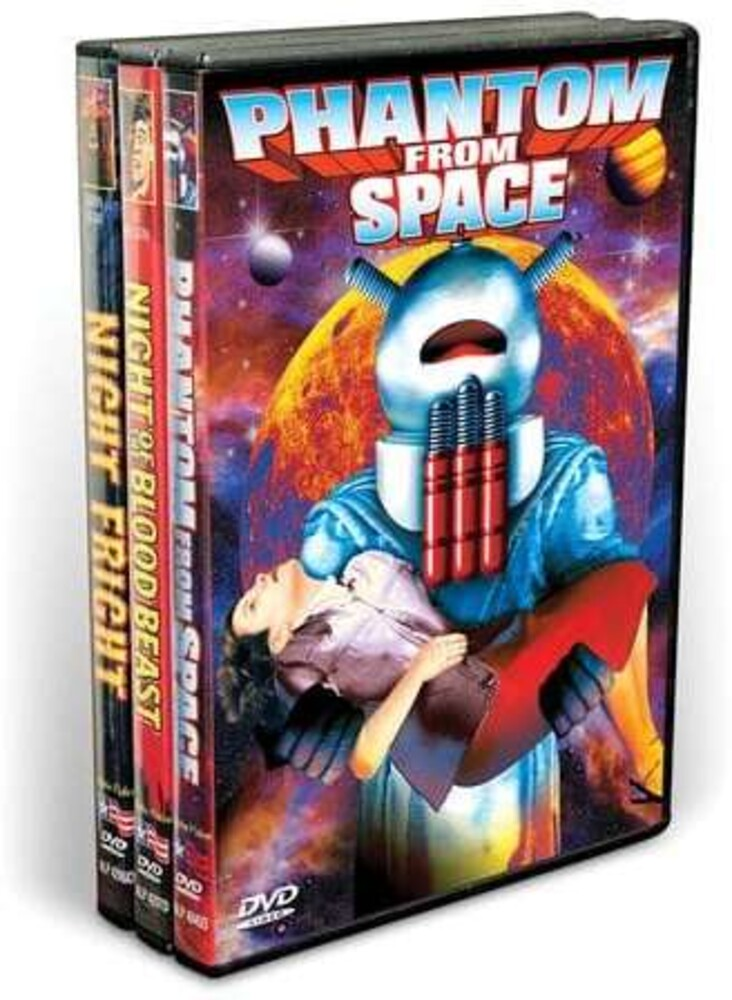 Monsters From Outer Space Collection - Monsters From Outer Space Collection (3pc) / (Mod)