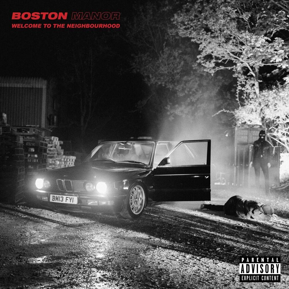 Boston Manor - Welcome To The Neighbourhood