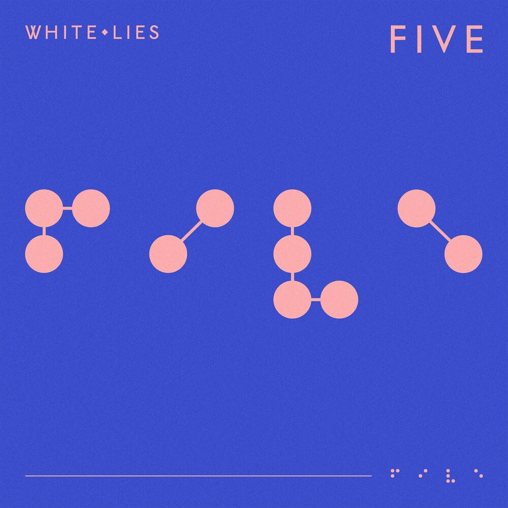 White Lies - Five [LP]