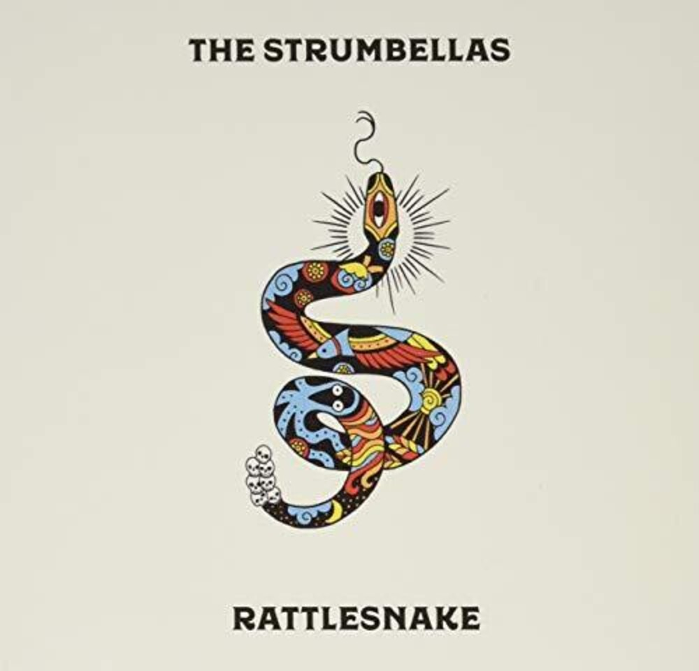 The Strumbellas - Rattlesnake [Import]