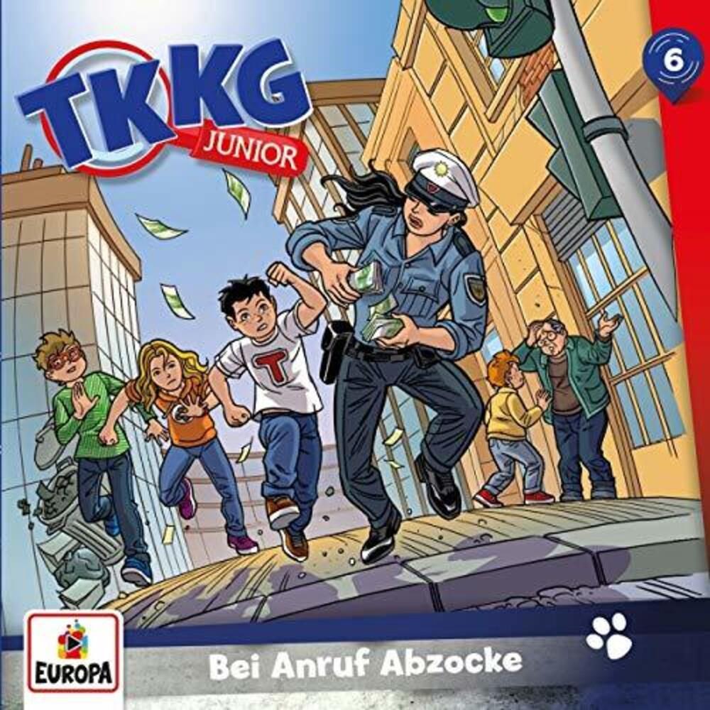 TKKG Junior - 006/Bei Anruf Abzocke (Ger)