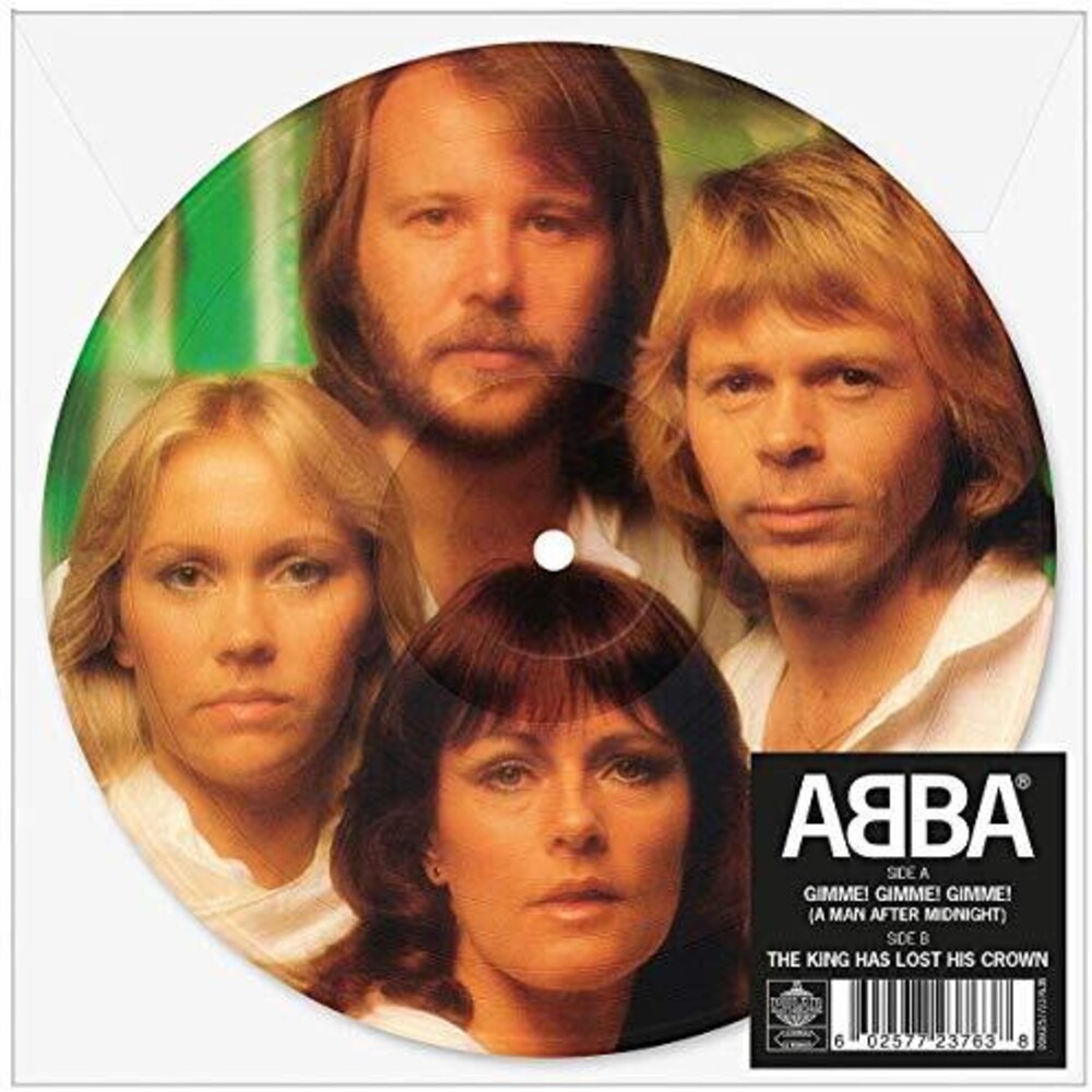 ABBA - Gimme Gimme Gimme (A Man After Midnight) (Picture Disc)
