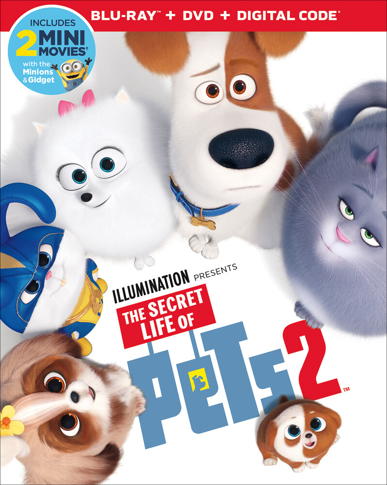 The Secret Life Of Pets [Movie] - The Secret Life of Pets 2