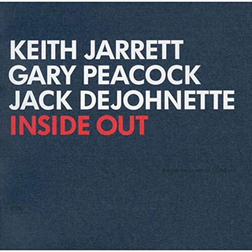 Keith Jarrett - Inside Out [Limited Edition] (Jpn)