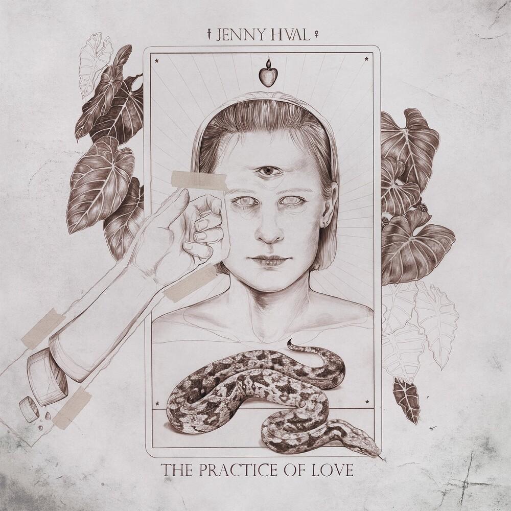 Jenny Hval - The Practice of Love [LP]