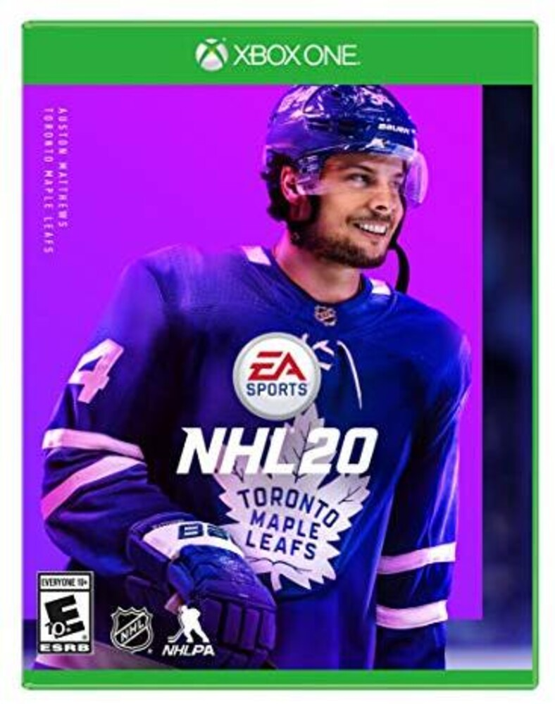 Xb1 NHL 20 - NHL 20 for Xbox One